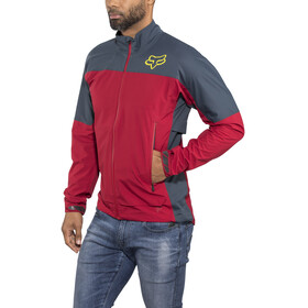 Fox Attack Water Jacket Men cardinal